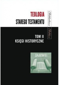Teologia Starego Testamentu T.2
