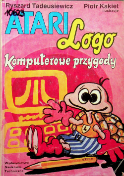 Atari logo Komputerowe przygody