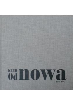 """Klub """"Od nowa"""" 1958-1970"""