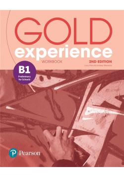 Gold Experience 2ed B1 WB PEARSON