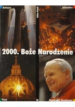 2000 Boże Narodzenie