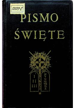 Pismo Święte 1926 r.