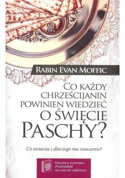 Co każdy chrześcijanin powinien... św. Paschy
