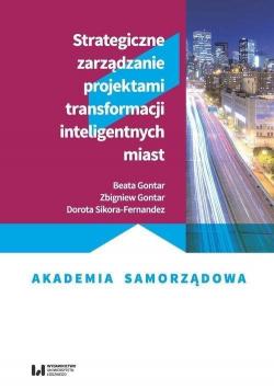 Strategiczne zarządzanie projektami transfor. ...