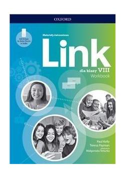 Link 8 Materiały ćwiczeniowe + dostęp online