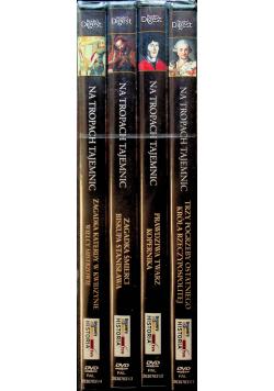 Na tropach tajemnic 4 płyty DVD