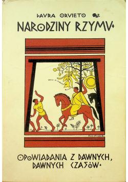 Narodziny Rzymu 1931 r.