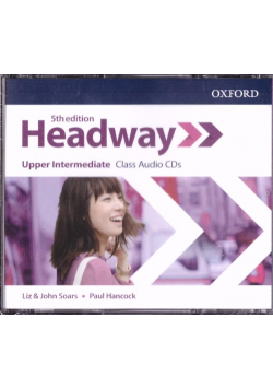 Headway 5E Upper-Intermediate CD OXFORD