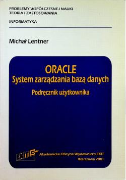 Oracle System zarządzania bazą danych