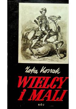 Wielcy i mali 1937 r.