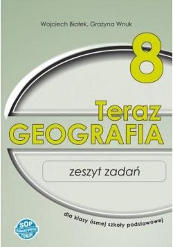 Geografia SP 8 Teraz geografia zeszyt zadań SOP