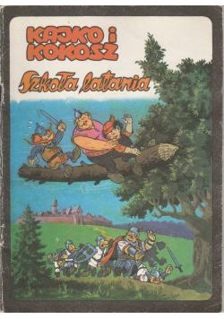 Kajko i Kokosz Szkoła latania