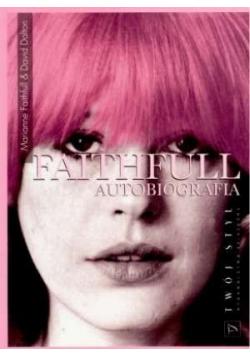Faithfull autobiografia