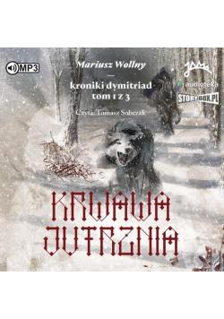 Krwawa jutrznia audiobook