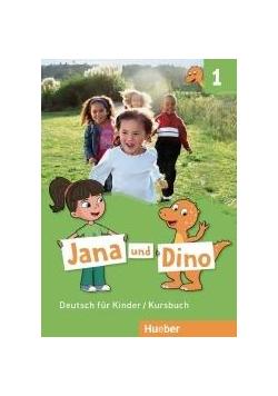 Jana und Dino 1 KB HUEBER