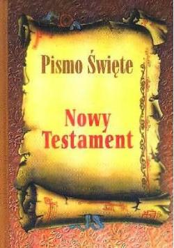 Pismo Święte Nowy Testament