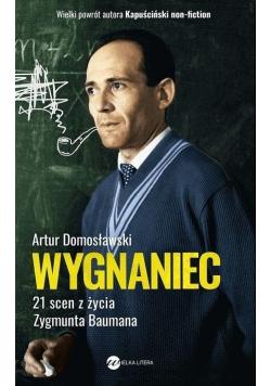 Wygnaniec 21 scen z życia Zygmunta Baumana