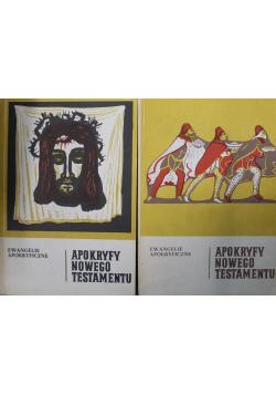 Apokryfy nowego testamentu część 1 i 2
