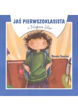 Jaś Pierwszoklasista i Połykacz Liter