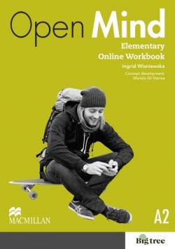 Open Mind Elementary WB online (kod) MACMILLAN