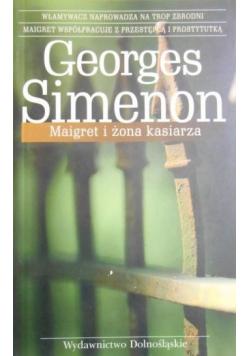 Maigret i żona kasiarza