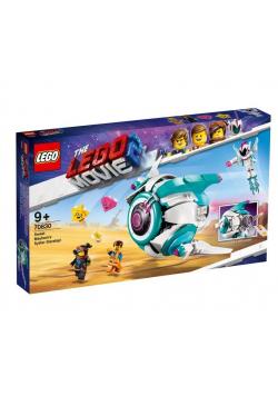 Lego MOVIE 70830 Gwiezdy statek Słodkiej Zadymy