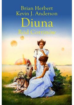 Diuna Preludium do Diuny 3 Ród Corrinów