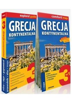 Explore! guide Grecja Kontynentalna 3w1 w.2019