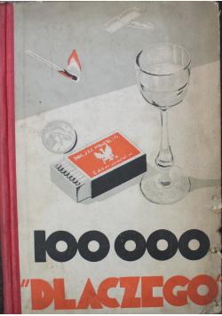 100 000 dlaczego Podróż po mieszkaniu 1930 r.