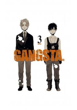 Manga Gangsta tom 3