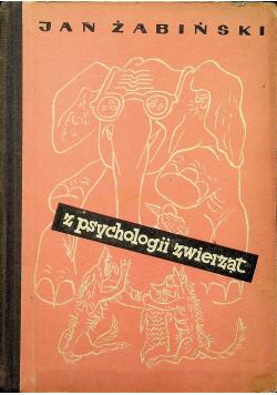 Z Psychologii Zwierząt