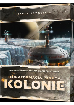 Terraformacja Marsa: Kolonie REBEL