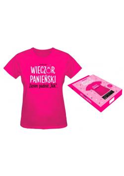 Koszulka dla Niej-Panna L