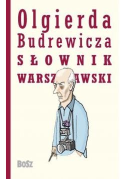Olgierda Budrewicza słownik warszawski