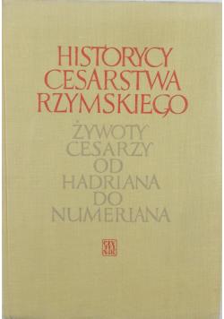 Historycy Cesarstwa Rzymskiego