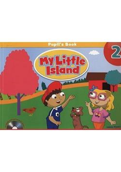 My Little Island 2 PB plus CD PEARSON
