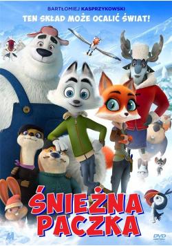Śnieżna paczka DVD