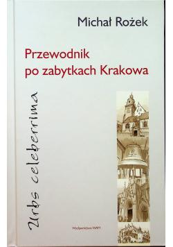 Przewodnik po zabytkach Krakowa