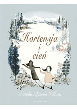 Hortensja i cień