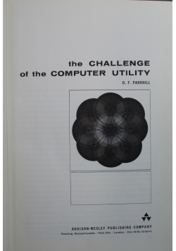 The Challenge of the Computer Utility