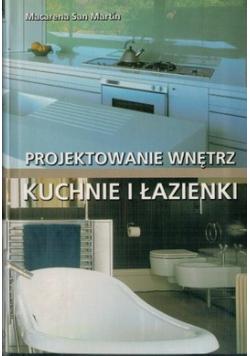Projektowanie wnętrz: kuchnie i łazienki