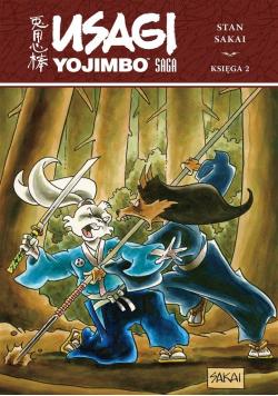 Usagi Yojimbo Saga Księga 2