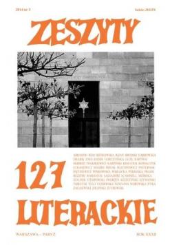 Zeszyty literackie 127 3/2014