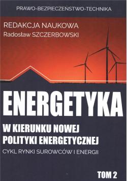 Energetyka w kierunku nowej polityki... T.2