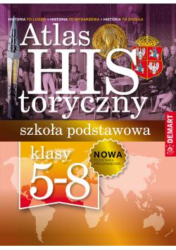 Atlas historyczny Szkoła podstawowa 5-8