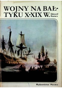 Wojna na Bałtyku X - XIX w