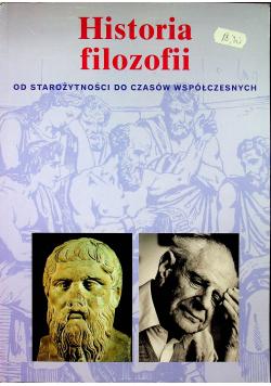 Historia filozofii Od starożytności do czasów  współczesnych