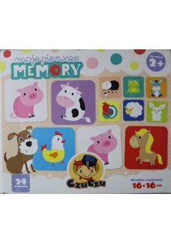 Moje pierwsze memory