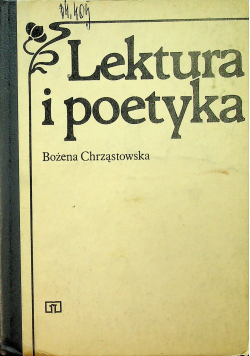 Lektura i poetyka