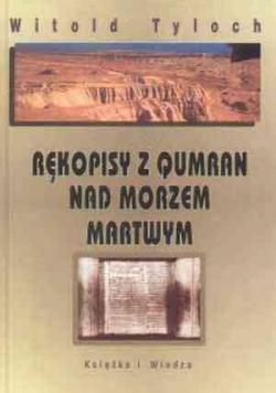 Rękopisy z Qumran nad Morzem Martwym